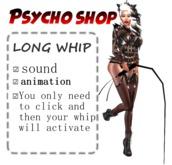 Long Whip