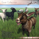 JIAN :: Goat Collection