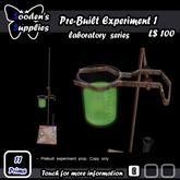 Pre-Built Experiment 1