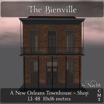*~ by Nacht ~ The Bienville