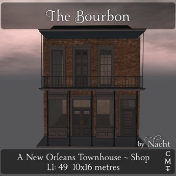 *~ by Nacht ~ The Bourbon