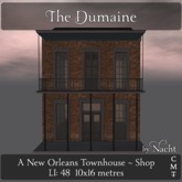*~ by Nacht ~ The Dumaine