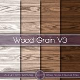 {L} Wood Grain V3