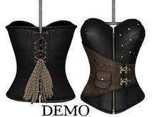 DE Designs - Agatha Corset - DEMO