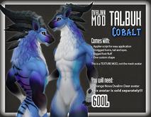 ::Static:: Dvalinn Talbuk - Cobalt