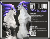 ::Static:: Dvalinn Talbuk - White War