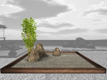 Karesansui - Zen Garden