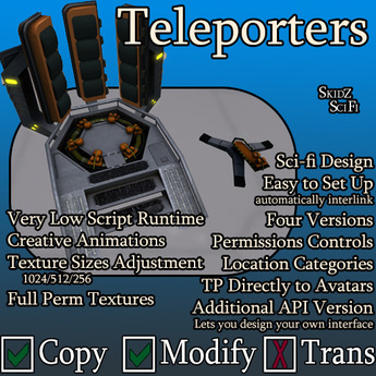 Skidz Partz - Teleporter V1.2 (Unpack)