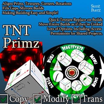 Skidz Partz - TNT Primz V3.04