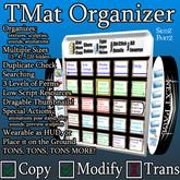 Skidz Partz - TMat - Powerful Texture, Sculpty, Animation, Sound Organizer