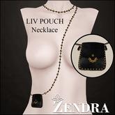 Liv Pouch necklace
