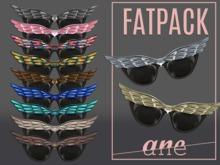 A N E Glasses - Fly Away Sunglasses FATPACK