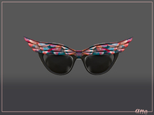 A N E Glasses - Fly Away Sunglasses in Dreams