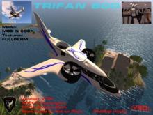 VSD / Shana Carpool - Trifan 600 - Box