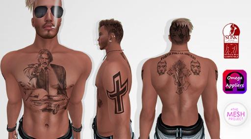 TSB ::: Tattoo John Wick