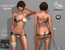 ZAFIA Knotted Bikini-Maitreya