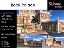Rock Palace Sales Box