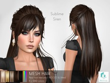 rezology Sublime Siren (mesh hair)