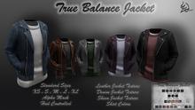 ^TD^ True Balance Jacket + Sweater [Fatpack]