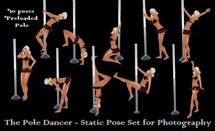 *MV* The Modeling Pole
