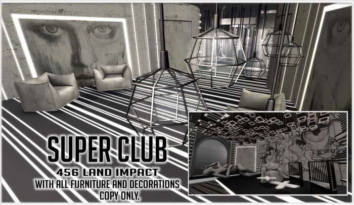 SUPER Club Boudoir