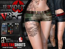 [R3] - Raelynn Shorts [V3]