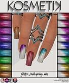.kosmetik - Glitter Nails.spring mix