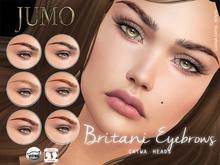 .:JUMO:. Britani Eyebrows - CATWA - ADD ME