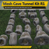 [FYI] Mesh Cave Tunnel Builder's Kit R1