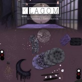 LAGOM - BeVamped [Skybox] RARE 1
