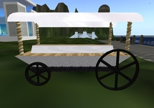 Display Cart for shops / retail flowers etc