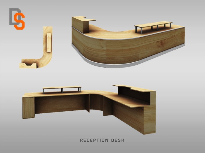 [DS] Reception Desk