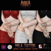 .:AS:. Mila Tattoo