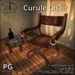 [DDD] Curule Chair (PG) - Lap Dances, Tex. Menu, & More