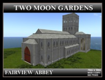 FAIRVIEW ABBEY* Large Church, Venue for dancing or Wedding Venue