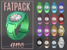 A N E Watch - Classic Style FATPACK