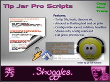 [.Shuggles.] Tip Jar Pro