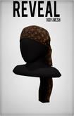 REVEAL. - Louis Vuittion Headscarf