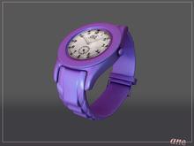 A N E Watch - Classic Style AMETHYST