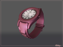 A N E Watch - Classic Style BERRY