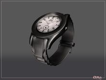 A N E Watch - Classic Style BLACK ONYX