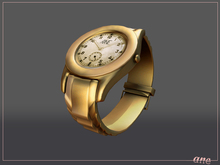 A N E Watch - Classic Style GOLD