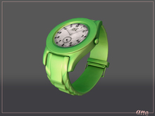 A N E Watch - Classic Style LIME