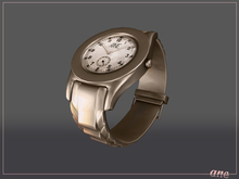 A N E Watch - Classic Style OLD GOLD
