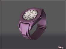 A N E Watch - Classic Style PLUM