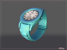 A N E Watch - Classic Style TURQUOISE