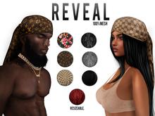 REVEAL. - HeadScarfs FATPACK.
