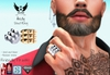 ::ALTER:: Andy - Stud RING [Fit Bento hands] Resizer - MALE