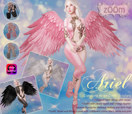 zOOm - Ariel Angel Complete Outfit - ADD ME