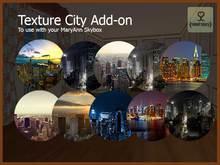 Skybox MaryAnn - Addon City Pack